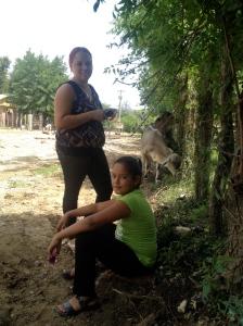 Jenny & Maritsa
